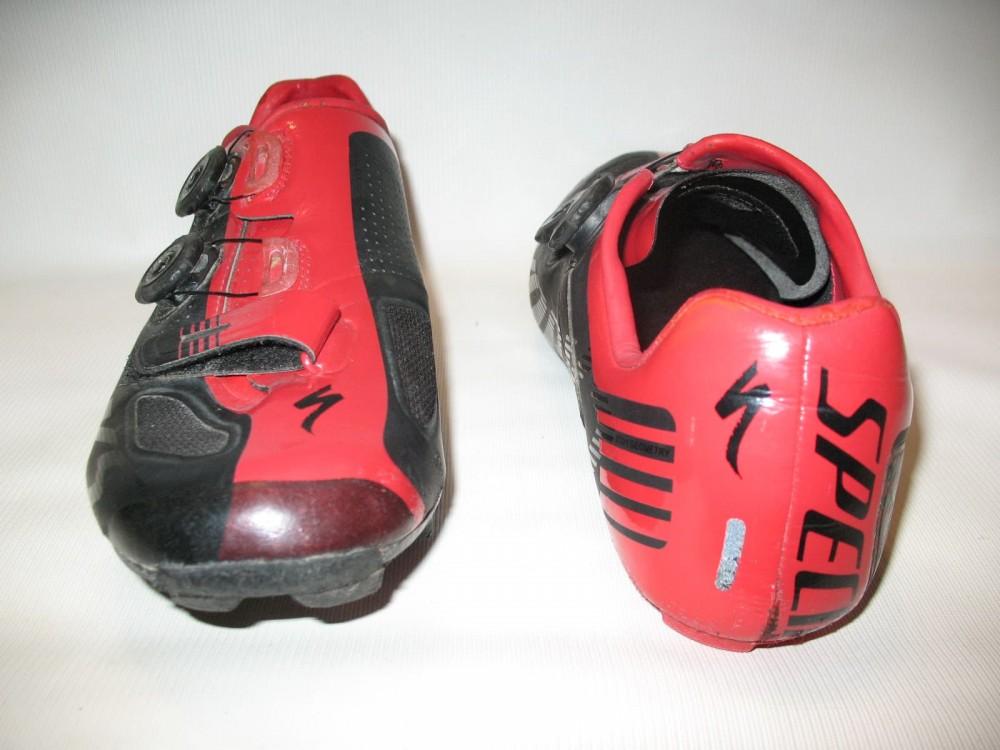 Велотуфли SPECIALIZED s-works xc mtb shoes (размер US12.25/UK11.25/EU46(на стопу до 295 mm)) - 4