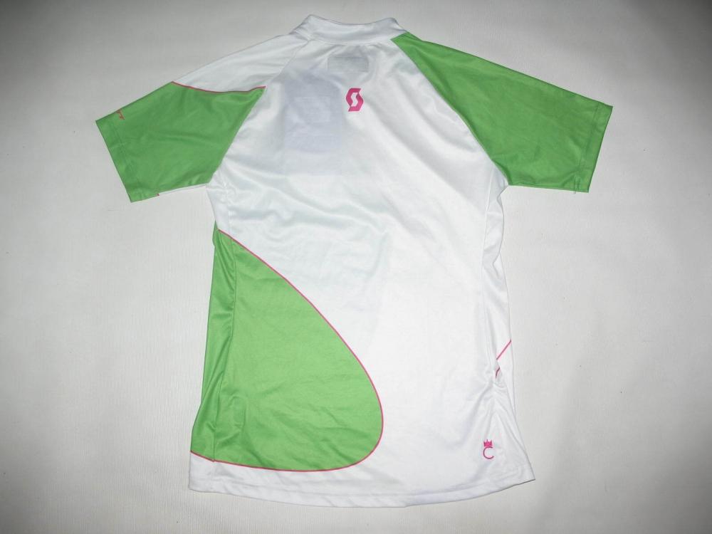 Веломайка SCOTT trail 50  short sleeve cycling jersey (размер S/M) - 2