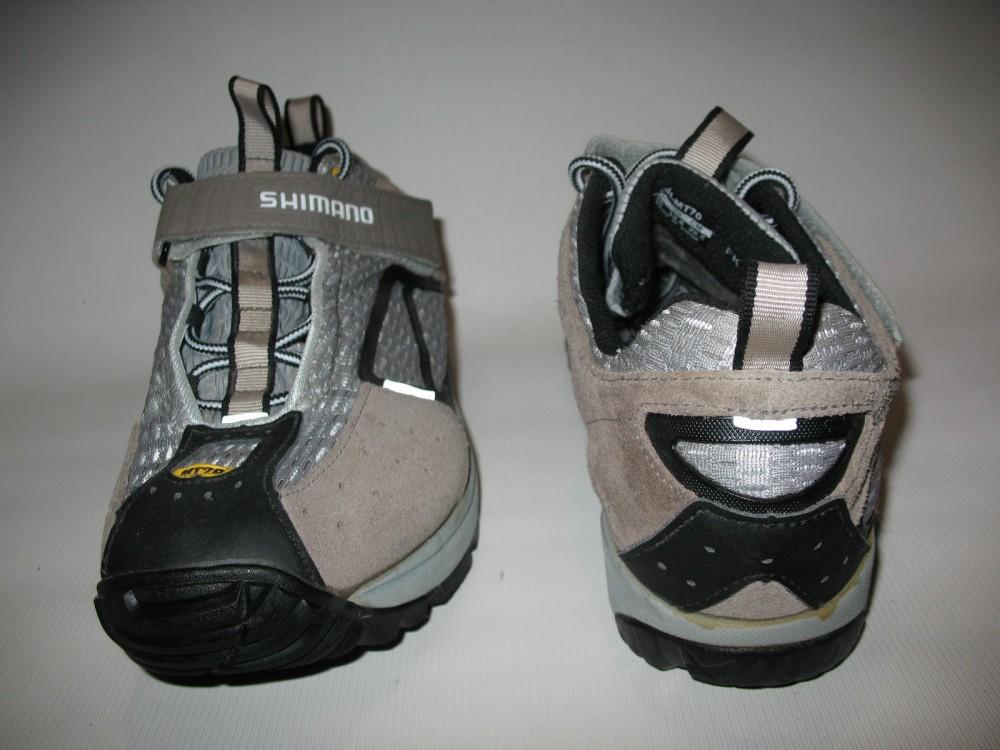 Велотуфли SHIMANO sh-mt70 GTX shoes (размер US10,5;EU45(на стопу до 285 mm)) - 4