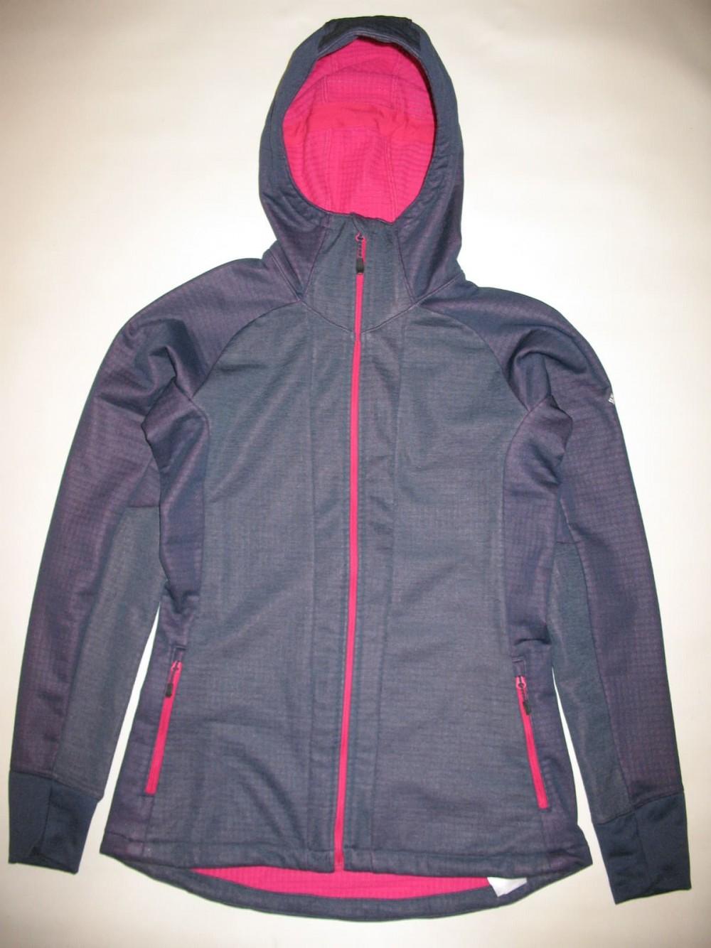 Куртка COLUMBIA steel cliff hooded softshell jacket lady (размер S) - 4