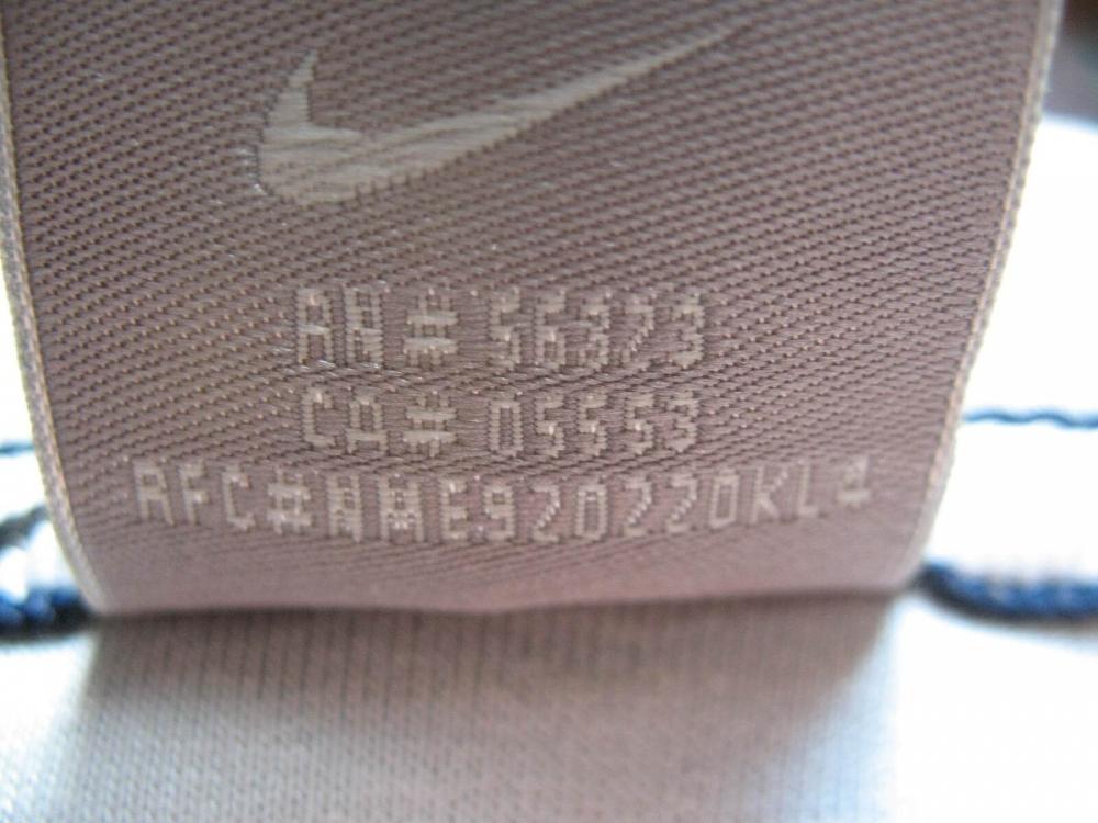 Футболка NIKE tennis polo shirt (размер S/M) - 5