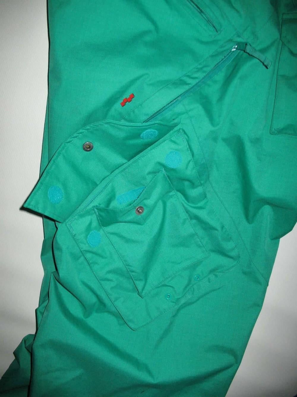 Штаны FOURSQUARE q snowboard pants (размер XL) - 10
