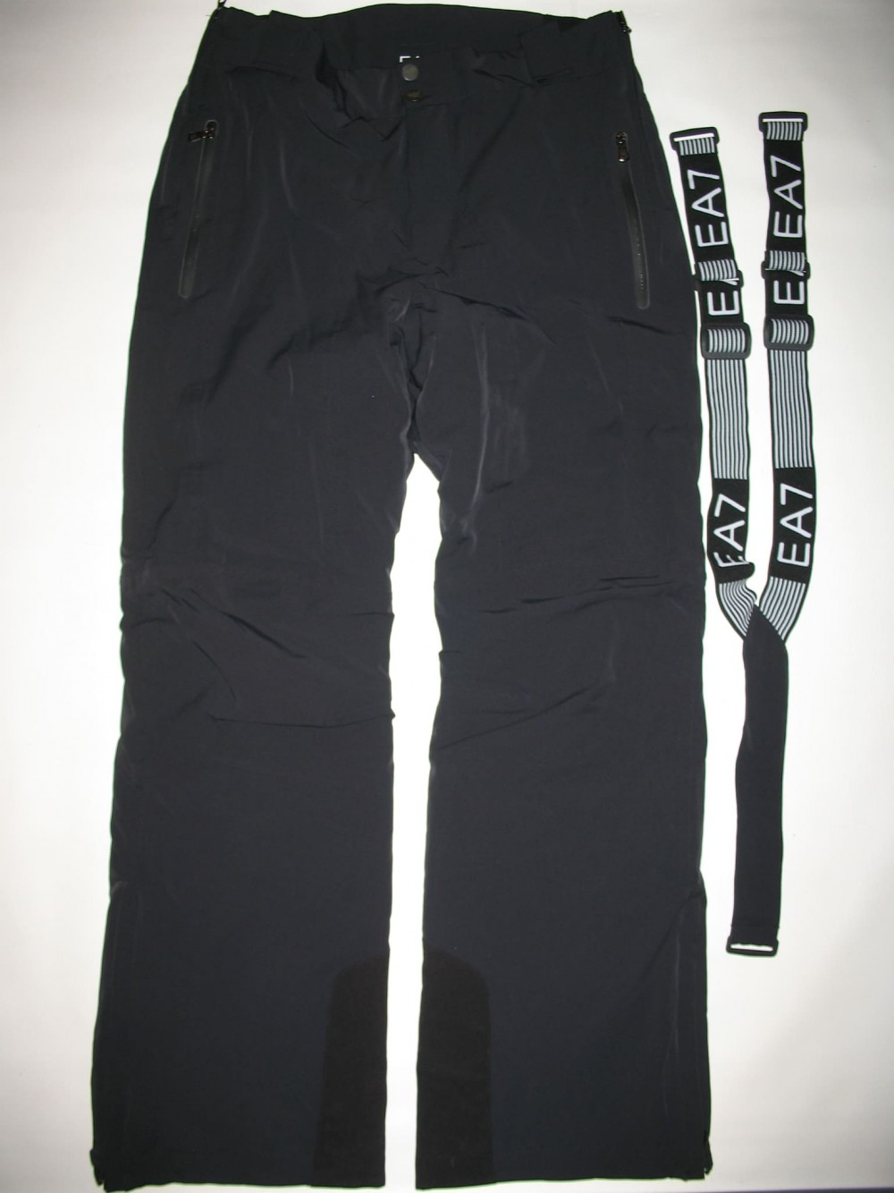 Штаны EA7 emporio armani ski bib pants ( размер XL) - 2