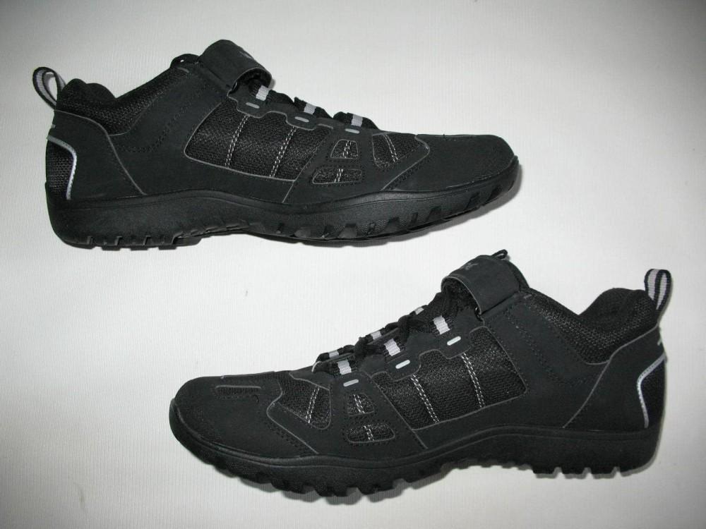 Велотуфли VAUDE kelby TR bike shoes (размер US9/UK9,5/EU43,5(на стопу +-290 mm)) - 5