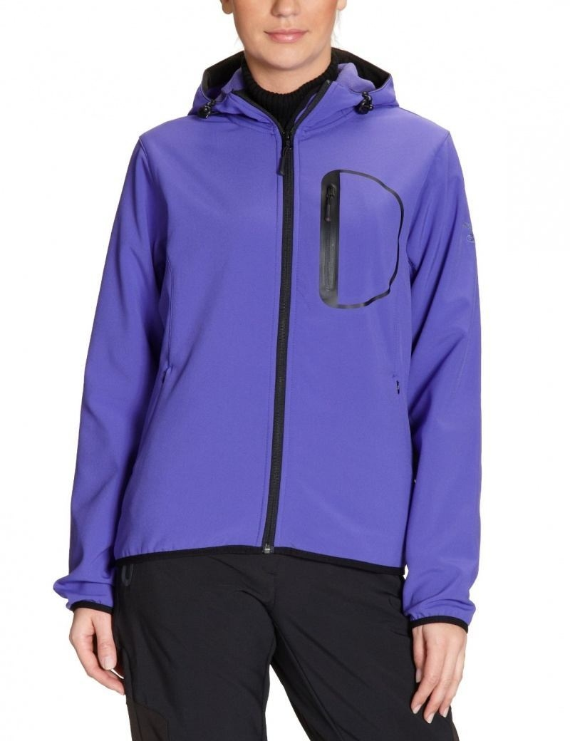 Кофта SALEWA city hoodies lady (размер M) - 11