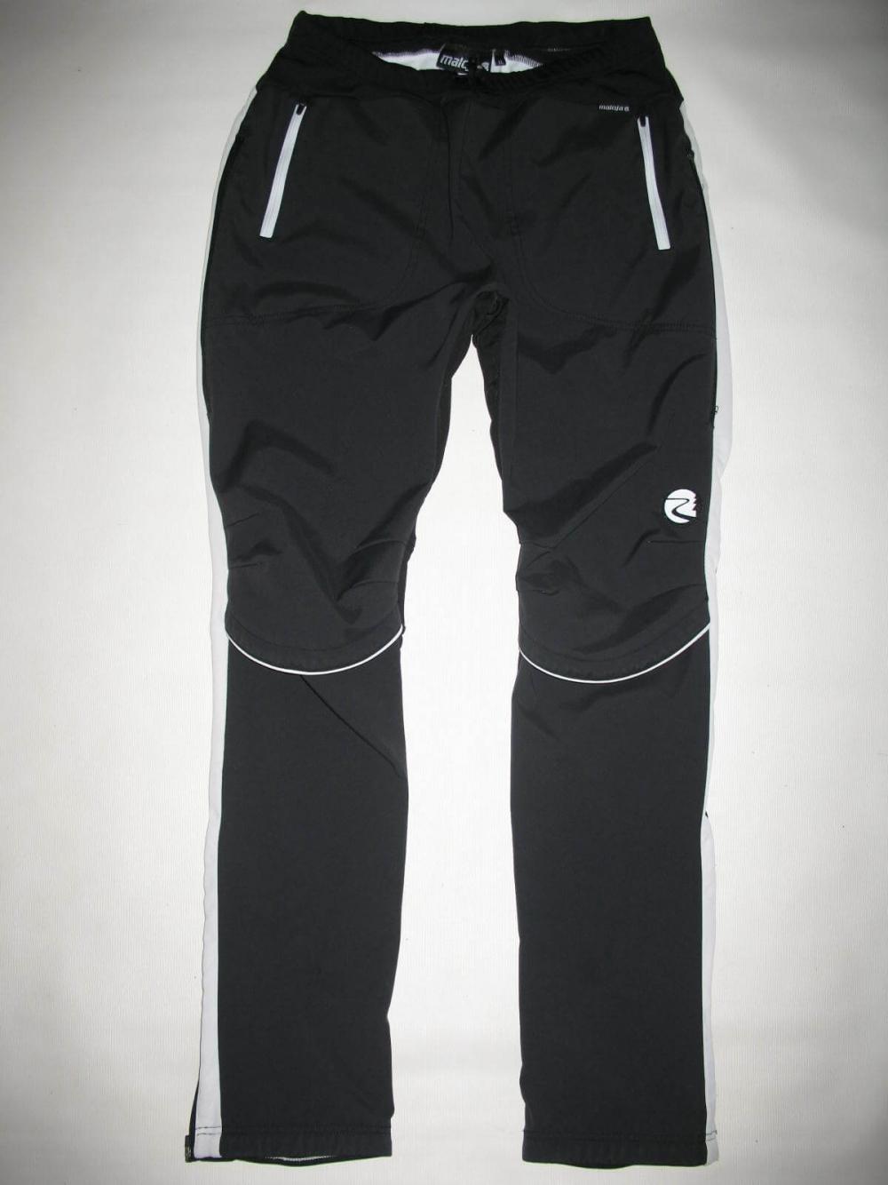 Велобрюки MALOJA sacha softshell pants (размер XL) - 1