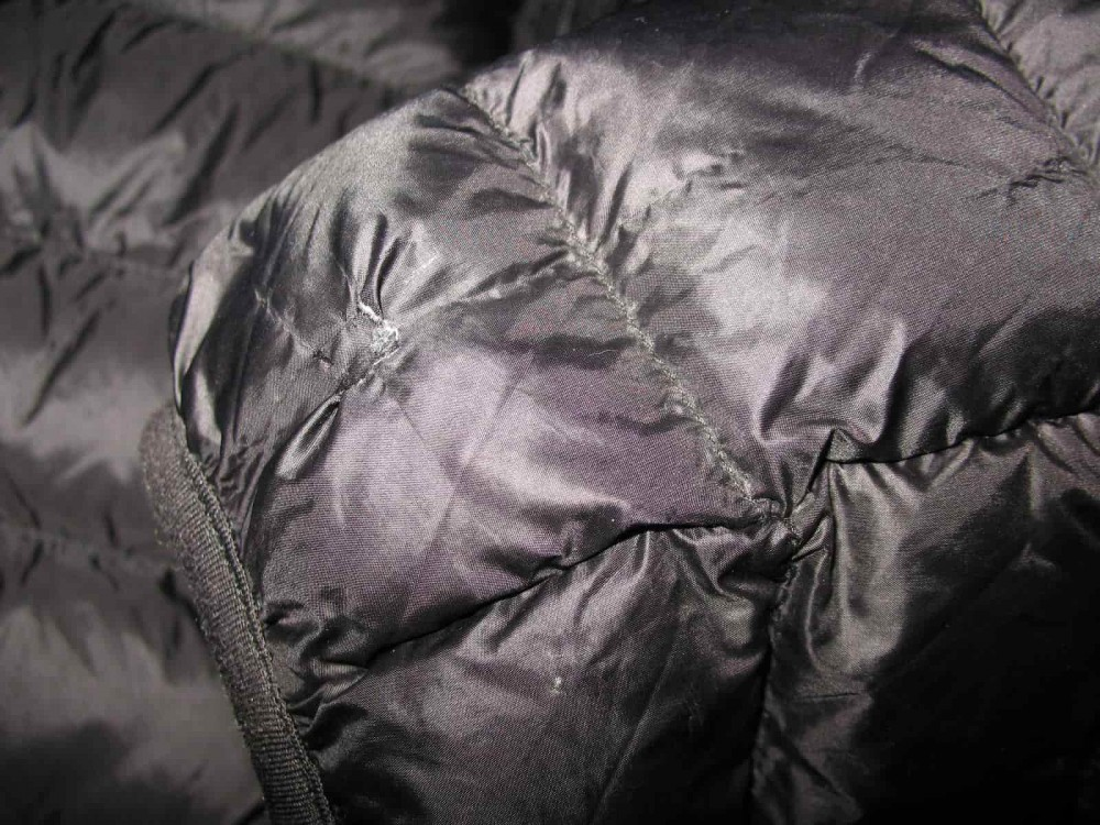 Куртка JOHN ADAMS premium down jacket (размер XL) - 9