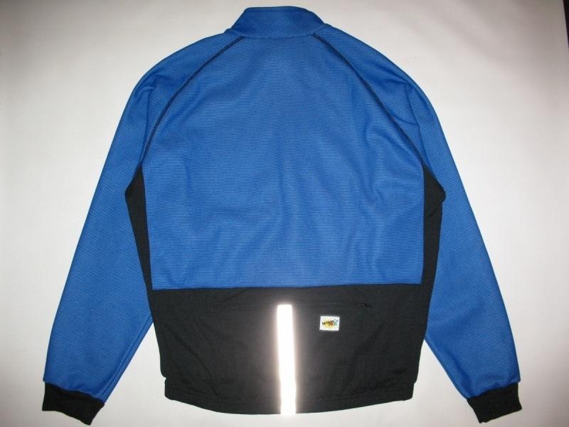 Велокуртка ITEK windtex jacket (размер XXL) - 1