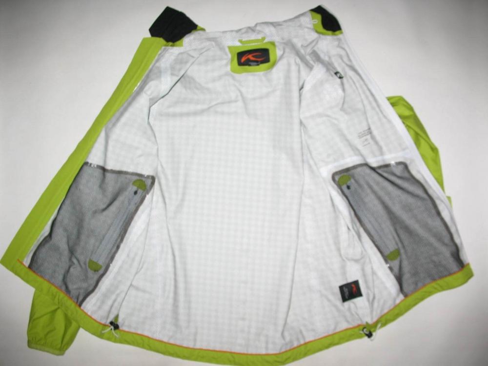 Куртка KJUS bryce jacket (размер 54/XL) - 11