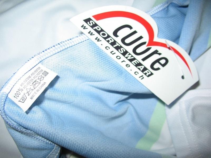 Футболка CUORE ewz jersey (размер L) - 6