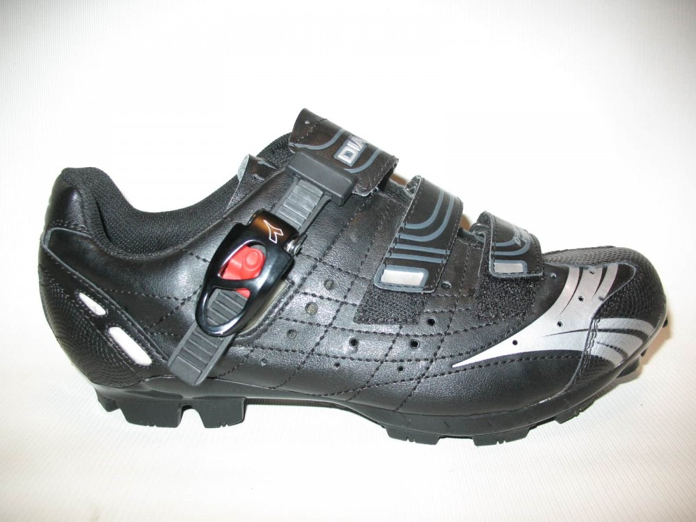 Велотуфли DIADORA d-skin comp mtb  shoes (размер UK6/US6,5/EU39(на стопу до 245 mm)) - 1
