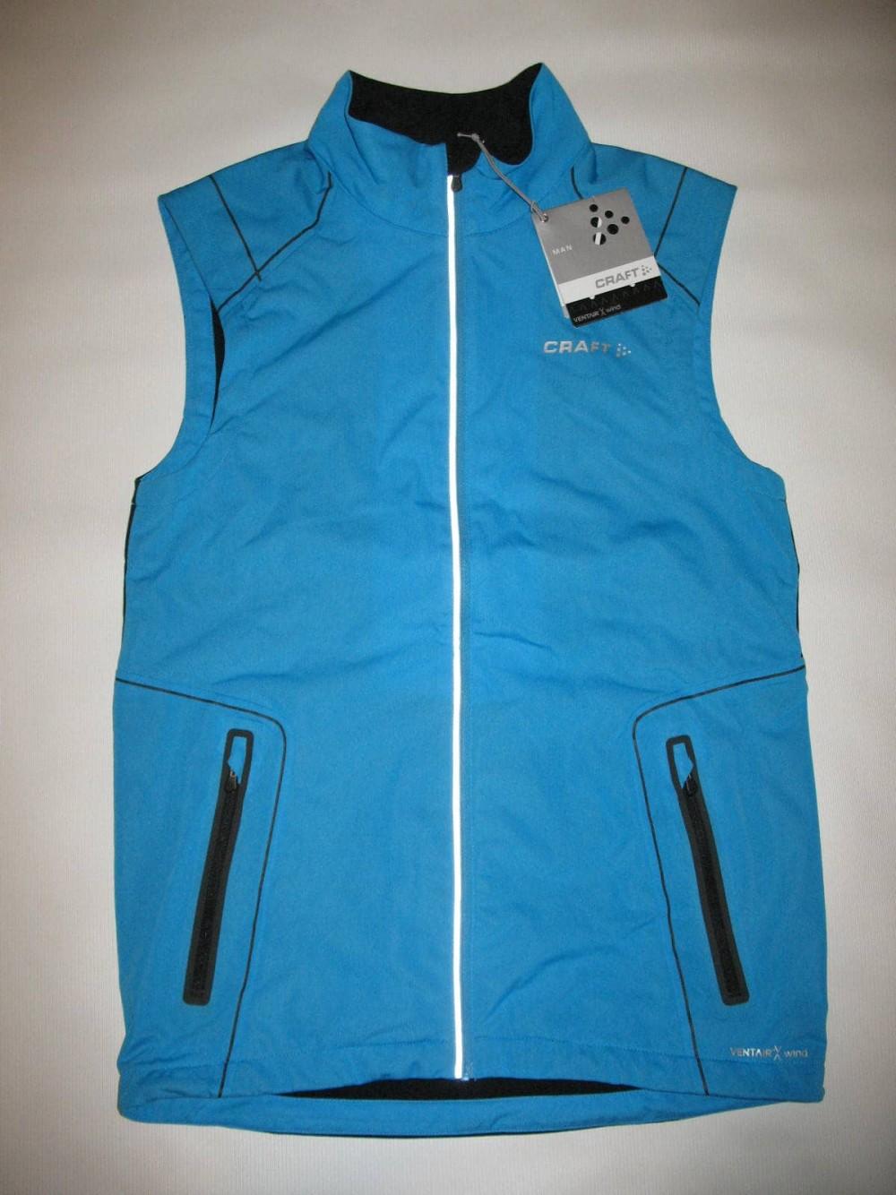 Жилет CRAFT pxc high function softshell vest (размер XS/S) - 5