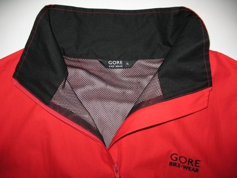 Кофта GORE Bike Wear 2in1 windstopper (размер XL/XXL) - 5