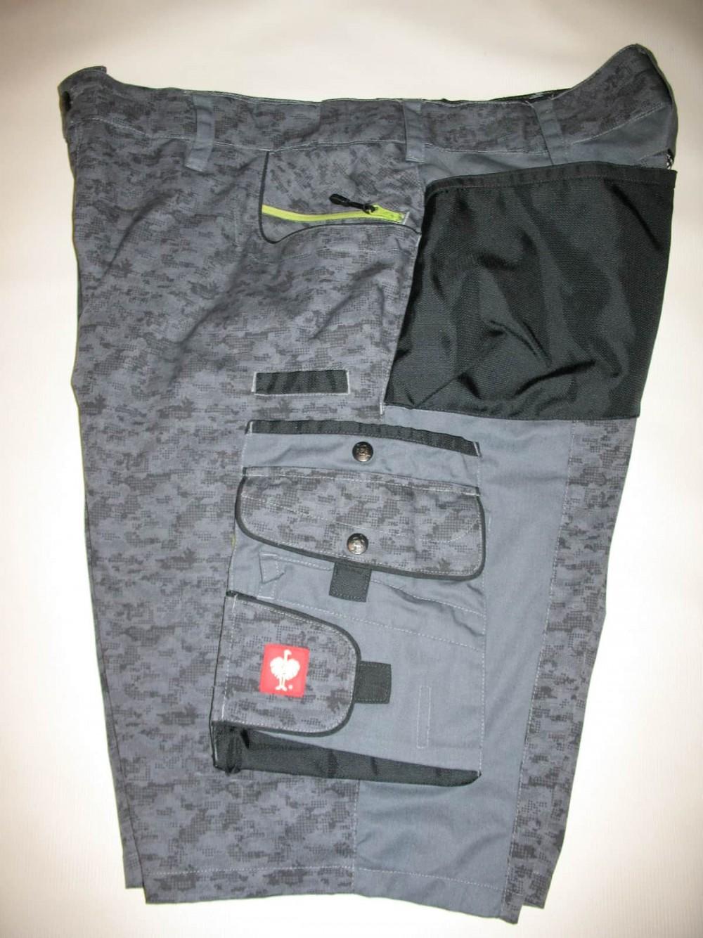 Шорты ENGELBERT STRAUSS e.s. pixel shorts (размер 58/XXL) - 7
