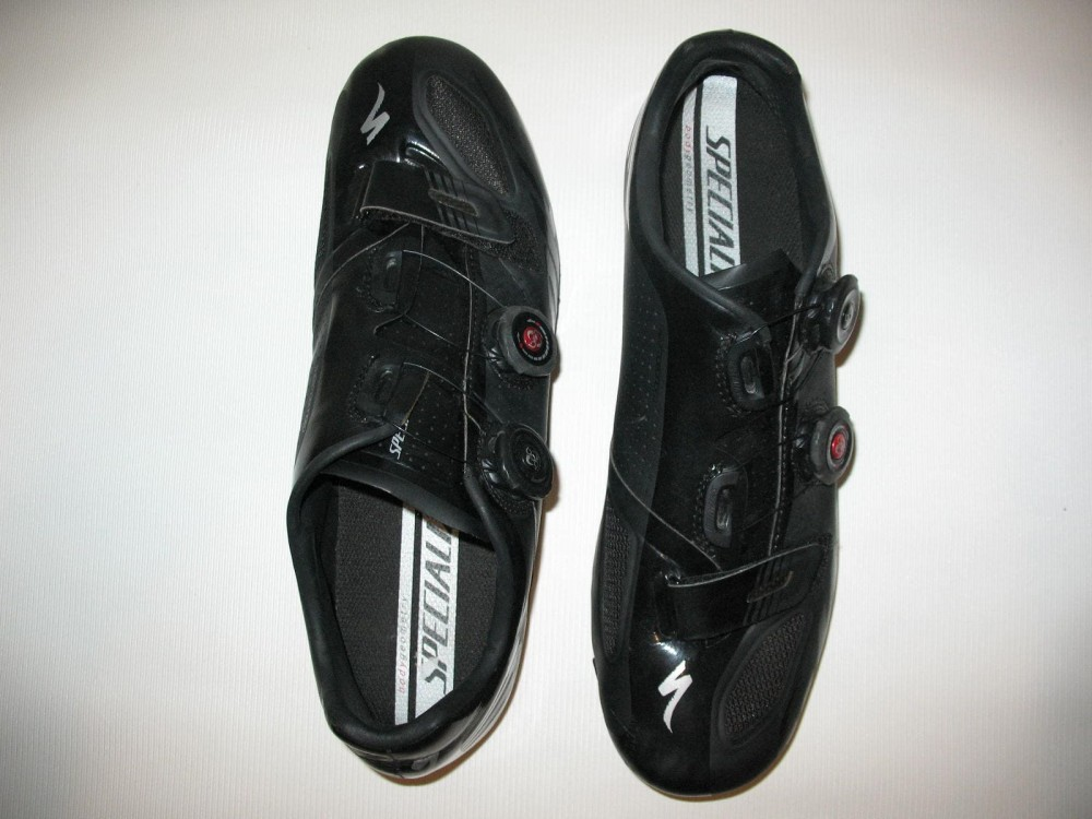 Велотуфли SPECIALIZED s-works road shoes (размер US11/UK10/EU44,5(на стопу до 286 mm)) - 4