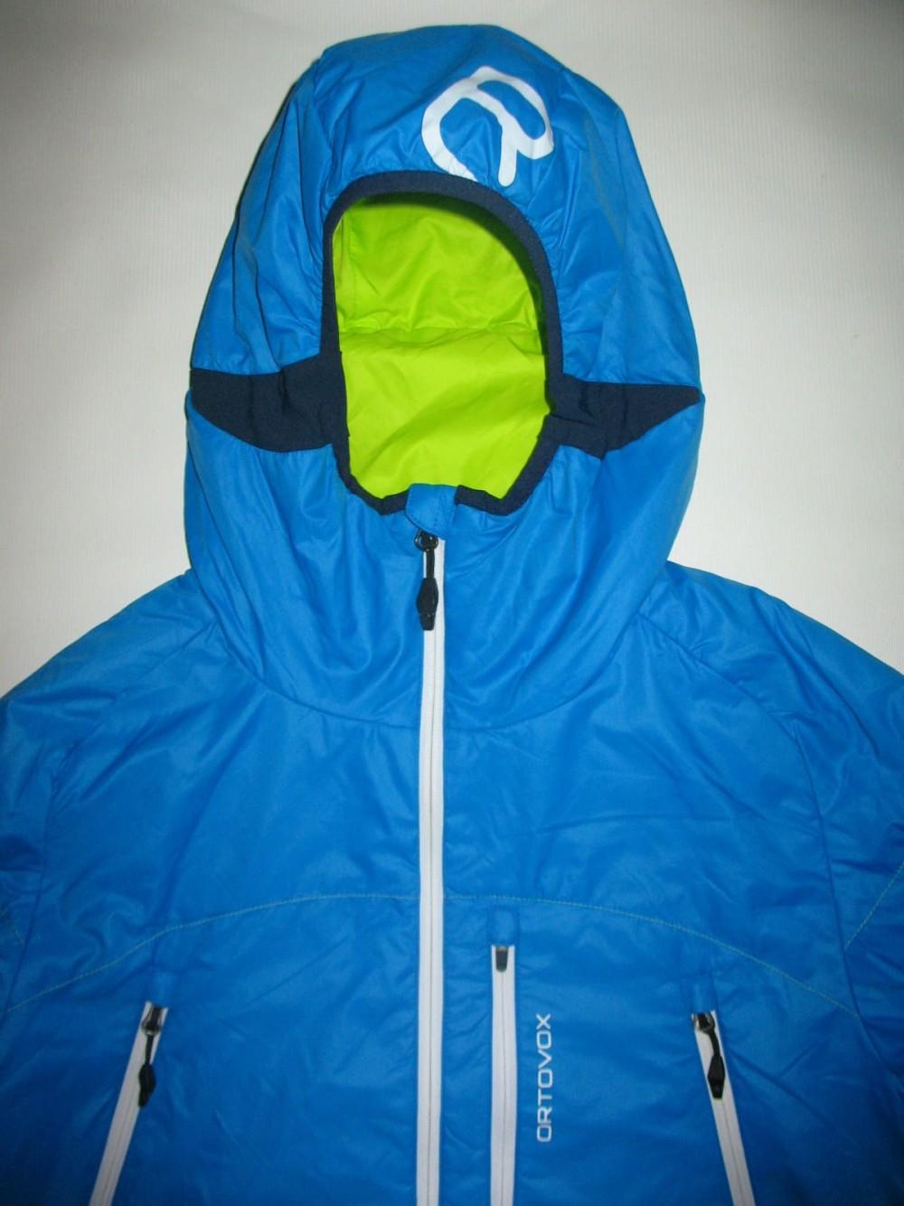 Куртка ORTOVOX swisswool piz boè jacket (размер M) - 5