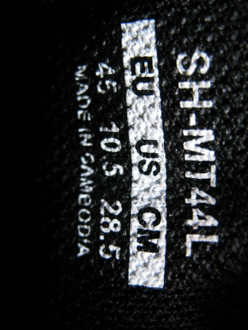 Кроссовки SHIMANO SH-MT44L (размер US10, 5/EU45(на стопу 285mm)) - 11