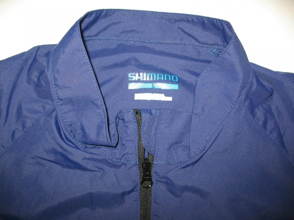 Куртка SHIMANO packable cycling jacket (размер L) - 2