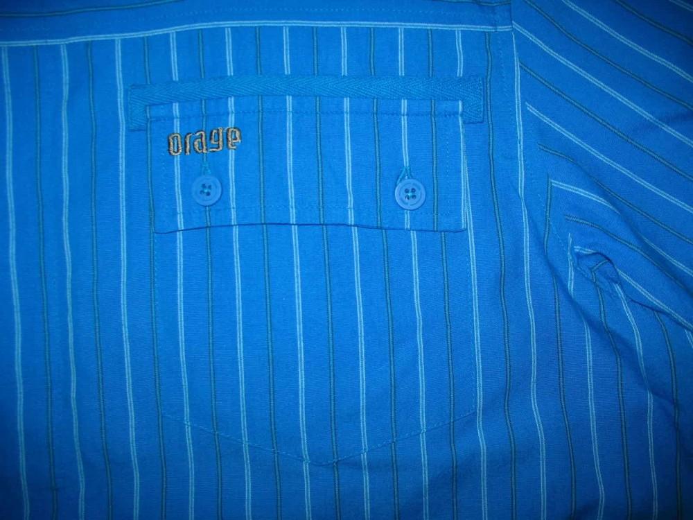 Рубашка ORAGE cotton shirt (размер L) - 2