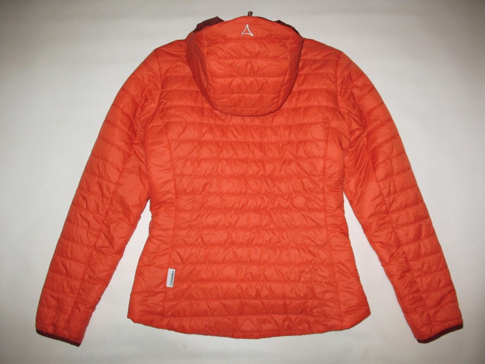 Куртка SCHOFFEL cushy hoody jacket lady (размер 36/S) - 2