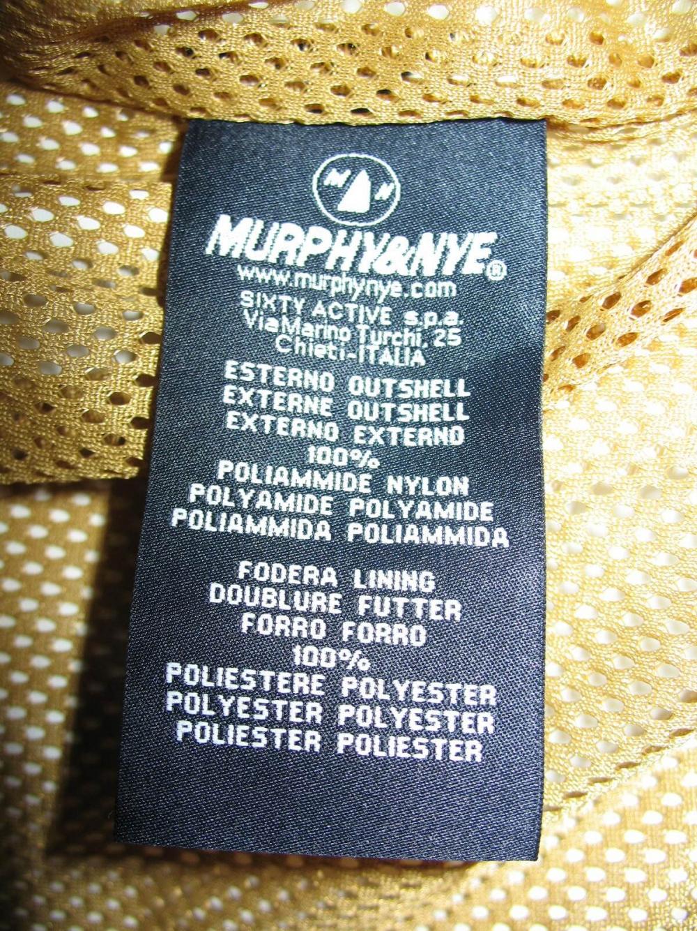Куртка MURPHY&NYE Сrew yachting jacket (размер S) - 7