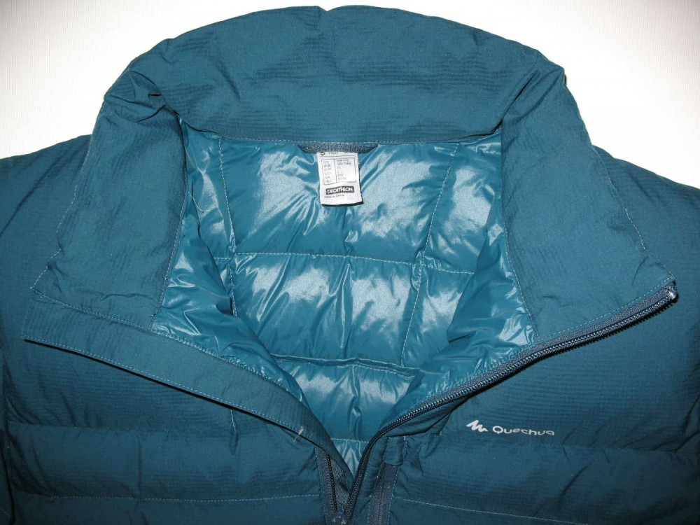 Куртка QUECHUA forclaz 700 down jacket (размер XL) - 4
