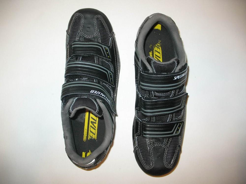 Велотуфли SPECIALIZED sport mtb 42 shoes (размер UK8/US9/EU42(на стопу 260-265 mm)) - 5