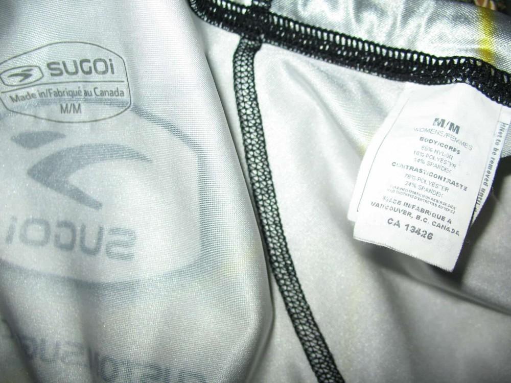 Велошорты SUGOI custom cycling shorts lady (размер M) - 4