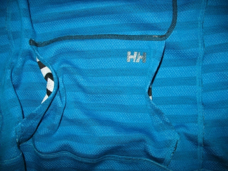 Кофта HELLY HANSEN Lifa Frost Hoody lady (размер M) - 6
