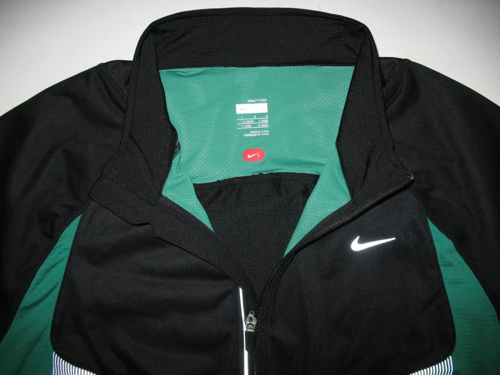 Куртка NIKE core windless full-zip jacket (размер L/XL) - 4