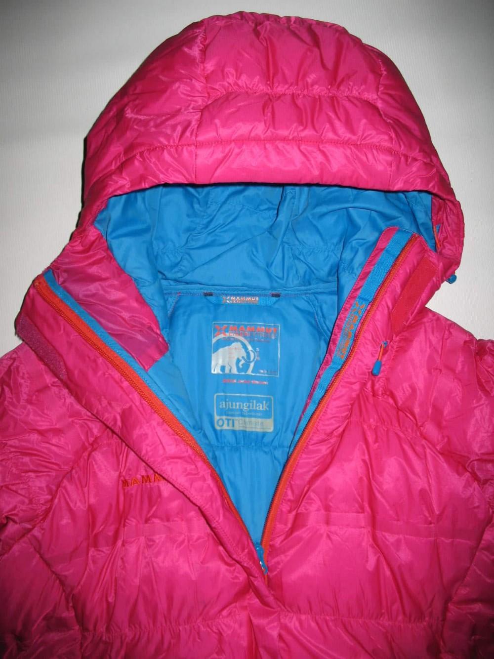 Куртка MAMMUT biwak eiger extreme jacket lady (размер S/M) - 5