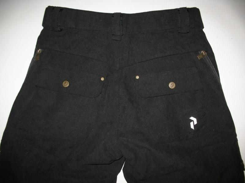 Штаны PEAK PERFOMANCE rail snowboard/ski pants lady (размер L) - 11