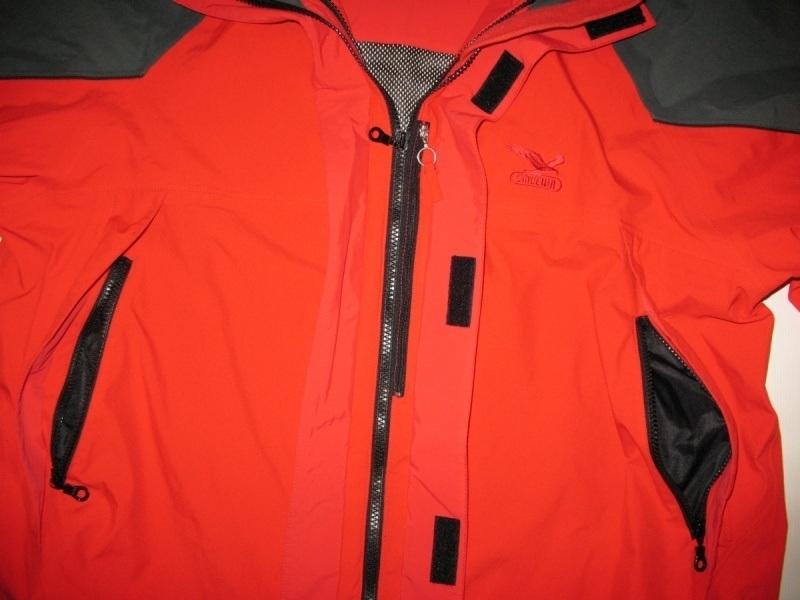 Куртка SALEWA sansol gtx  (размер XXL) - 4
