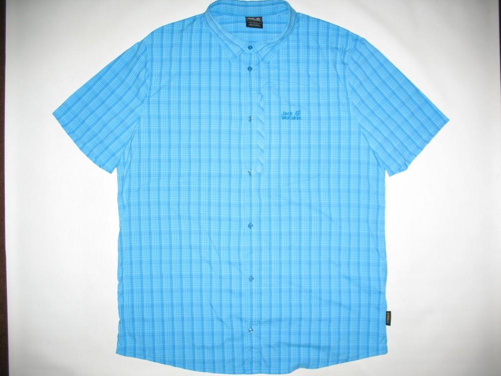 Рубашка JACK WOLFSKIN rays stretch vent shirt (размер XXXL/XXL) - 2