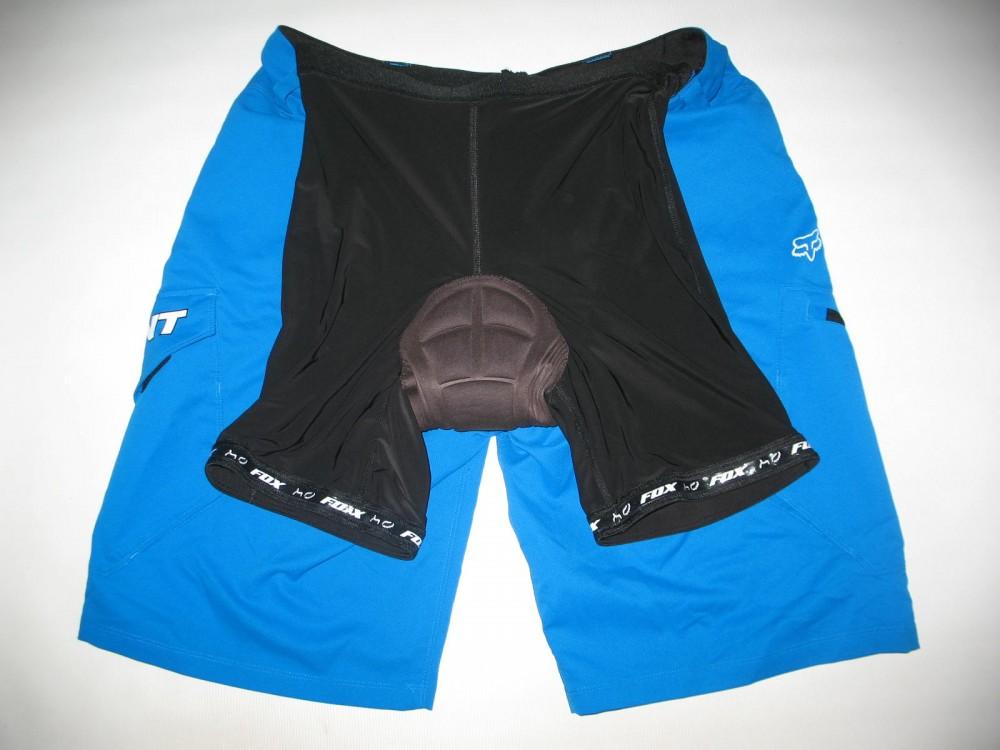Велошорты FOX giant bike shorts (размер 36-XL) - 9
