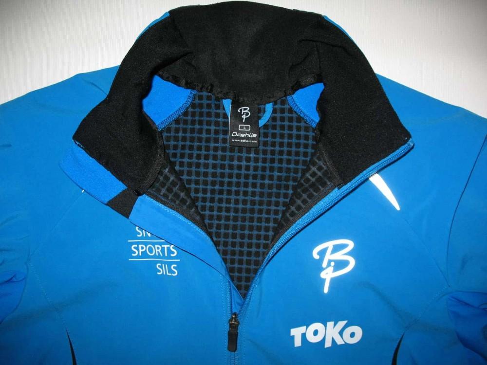 Куртка BJORN DAEHLIE by ODLO toko windproof jacket (размер L/XL) - 3