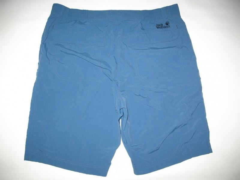 Шорты JACK WOLFSKIN rotorua shorts (размер 54-XL) - 1