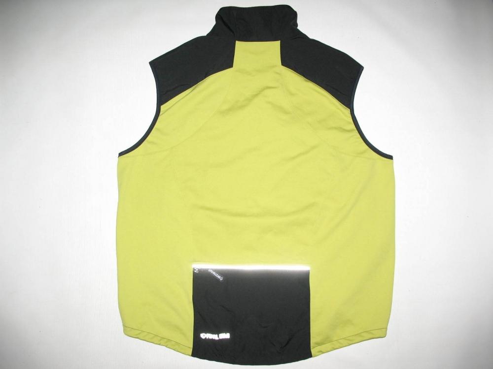 Жилет PEARL IZUMI cycling wind fleece vest (размер XL/XXL) - 1