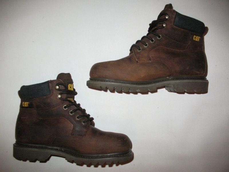 Ботинки CAT techni flex boots (размер UK6/US5/EU38(на стопу до 240mm)) - 5