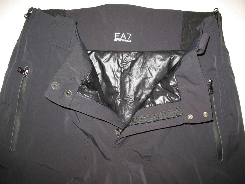 Штаны EA7 emporio armani ski bib pants ( размер XL) - 6
