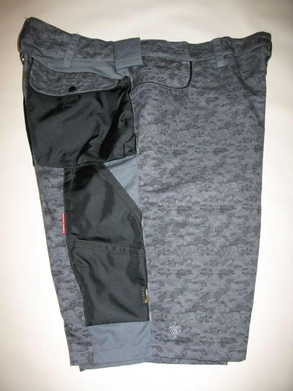 Шорты ENGELBERT STRAUSS e.s. pixel shorts (размер 58/XXL) - 9