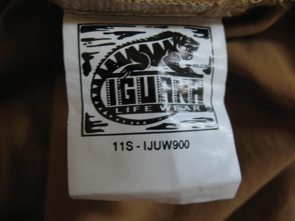 Рубашка IGUANA outdoor shirts (размер M/L) - 5