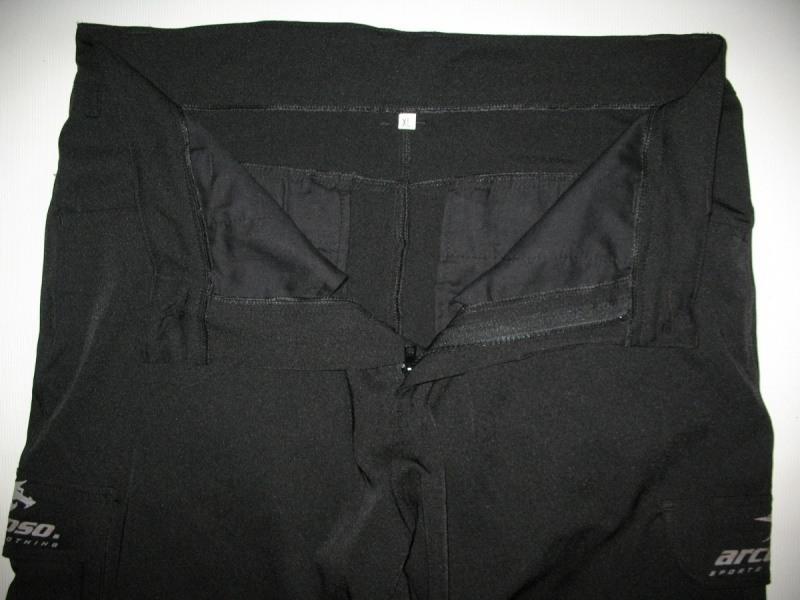 Штаны ARCUOSO 2in1 bike pants (размер XL) - 4