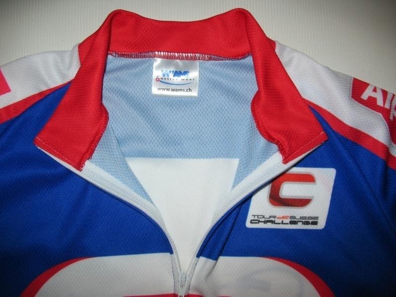 "Футболка WAMS ""e"" bike jersey (размер S) - 2"