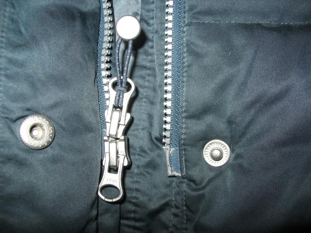 Куртка EDDIE BAUER Lodge Down Parka lady (размер SM-на рост +-170 см) - 9