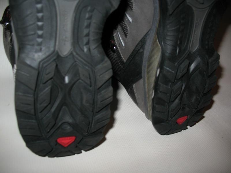 Ботинки SALOMON Quest 4D GTX ((размер US9/UK8, 5/EU43(на стопу до 270 mm))) - 13