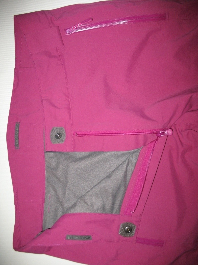 Штаны  MAMMUT  20/20 pants lady  (размер L/XL) - 3