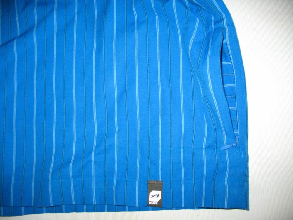 Рубашка ORAGE cotton shirt (размер L) - 3