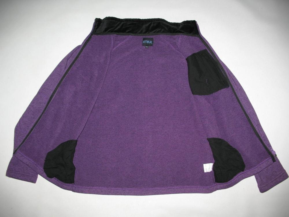 Кофта ATRIUM fleece jacket lady (размер L) - 6
