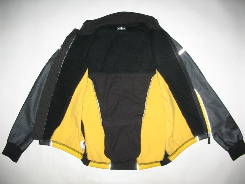 Велокуртка AESSE windstopper bike jacket (размер L/M) - 5